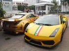 Thế giới Xe - Lamborghini Aventador của Minh nhựa tái xuất ở Sài Gòn