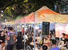 Thị trường - Người Hà Nội hào hứng chào đón phố ẩm thực mới