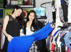 Ngôi Sao - Trang Nhung mặc đồ rộng che bụng bầu 2 tháng