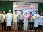 Miền Trung - Bệnh nhân ung thư thứ 2 được điều trị bằng tế bào gốc ra viện