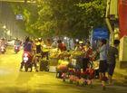 Thị trường - Hà Nội: Dừng, đỗ xe mua hàng trên vỉa hè sẽ bị phạt