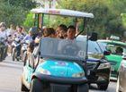 Tin trong nước - Xác minh thông tin xe điện ở Đồ Sơn làm giá chèn ép du khách