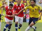 Bóng đá - Lịch thi đấu Copa America 2016 ngày 26/6