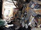 Tin trong nước - Cháy lớn ở Đồng Nai: Cha ném con gái từ mái nhà để thoát nạn