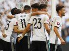 """Euro 2016 - """"Nghiền nát"""" Slovakia, """"xe tăng"""" Đức tiến vào tứ kết"""