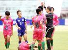 Bóng đá - Những pha phạm lỗi rợn người ở vòng 16 V.League 2016