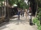 An ninh - Hình sự - Bị yêu cầu dừng xe, nhóm thanh niên hành hung CSGT