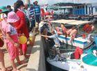 Tin trong nước - Khánh Hòa chấm dứt hoạt động các bè nổi trên vịnh