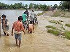Tin thế giới - 28 người chết, hàng chục người mất tích và bị thương vì mưa lũ ở Nepal