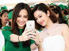 Tin tức giải trí - Mai Phương Thuý đọ sắc với Jennifer Phạm trong sự kiện