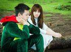 """Tin tức giải trí - """"49 ngày 2"""": Hari Won biến thành ma """"đeo bám"""" Ngô Kiến Huy"""