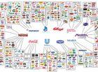 Thị trường - 10 đại gia kiểm soát hầu hết những gì mọi người trên thế giới đang bỏ vào mồm