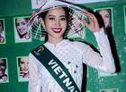 Tin tức giải trí - Nam Em sẵn sàng cho đêm chung kết Hoa hậu Trái Đất 2016