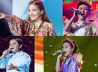 Tin tức giải trí - Quán quân và HLV 3 mùa dự đoán người đăng quang Giọng hát Việt Nhí 2016
