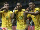 Bóng đá - Vòng loại World Cup 2018: Argentina thua đậm Brazil, Chile 'hụt chết'