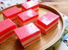 Ăn - Chơi - Bánh thạch dừa – món tráng miệng dành cho lễ hội