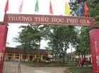 Chuyện học đường - Hà Tĩnh: Trường học thiếu hiệu trưởng gần 13 tháng