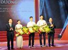 Giáo dục - Học sinh đoạt giải Olympic quốc tế nhận Huân chương Lao động hạng ba