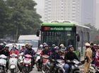 Tin trong nước - Hà Nội đề xuất lắp dải phân cách cứng trên tuyến buýt nhanh BRT