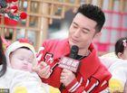 Tin tức giải trí - Vợ chồng Angelababy, Huỳnh Hiểu Minh đón quý tử đầu lòng