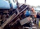 Tin thế giới - Ấn Độ: Tàu hỏa trật đường ray khiến 23 người thiệt mạng, hơn 100 người bị thương