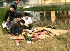 Tin trong nước - Hà Nội: Xác minh thi thể người đàn ông không còn nguyên vẹn trước cổng KCN