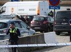 Tin thế giới - Một nghi phạm dùng ô tô định lao vào đám đông tại khu mua sắm ở Bỉ