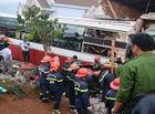 Tin trong nước - Vụ xe khách Phương Trang, Thành Bưởi  gặp tai nạn: Nhân chứng nói gì?