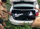 An ninh - Hình sự - Cảnh sát nổ súng khống chế xe chở thuốc lá lậu