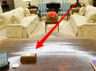 Tin thế giới - Giải mã chiếc nút đỏ trên bàn làm việc của Tổng thống Trump