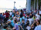 Tin trong nước - Hàng hàng nghìn lượt khách đổ về Đà Nẵng ngắm lễ hội pháo hoa