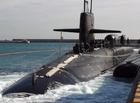 Tin thế giới - Triều Tiên đe dọa đánh chìm tàu ngầm hạt nhân USS Michigan của Mỹ