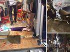 An ninh - Hình sự - Hà Nội: Bắt nghi phạm xông vào shop thời trang chém gục đôi nam nữ