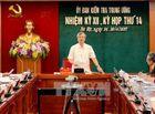 Tin trong nước - Ban Bí thư Trung ương Đảng kỷ luật nguyên Bí thư Tỉnh ủy Bình Định Nguyễn Văn Thiện