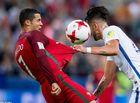 """Bóng đá - Cậu học trò bị """"hắt hủi"""" của Pep Guardiola một tay hạ Bồ Đào Nha, Ronaldo về nước"""