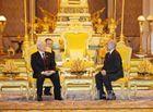 Tin trong nước - Tổng Bí thư Nguyễn Phú Trọng hội đàm với Quốc vương Campuchia