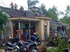 Tin trong nước - Tốc mái hàng chục ngôi nhà, sơ tán gần 1.300 hộ dân vì bão số 4