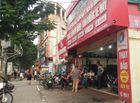 An ninh - Hình sự - Điều tra nghi án bắn người tại tiệm sửa xe ở Hà Nội
