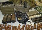 Pháp luật - Hành khách Đài Loan mang quân trang, vũ khí tại sân bay Tân Sơn Nhất
