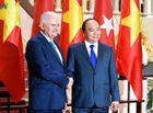 Tin trong nước - Hình ảnh lễ đón Thủ tướng Thổ Nhĩ Kỳ thăm chính thức Việt Nam