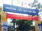 Tin tức - Hà Nội: Bị tố lạm thu, trường tiểu học trả lại tiền mua máy chiếu, điều hòa