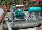 """Tin trong nước - """"Siêu máy bơm"""" hút cạn nước tại rốn ngập của TP Hồ Chí Minh chỉ sau 15 phút"""