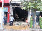 Tin trong nước - Cửa hàng sơn bốc cháy dữ dội, 3 người thương vong