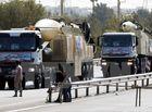 """Tin tức - Israel cáo buộc vụ thử tên lửa của Iran là """"hành động khiêu khích"""""""
