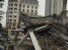 Tin tức - Lý giải nguyên nhân trường mầm non đang xây bị đổ sập