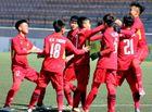 Tin tức - U16 Việt Nam chính thức giành vé dự vòng chung kết U16 châu Á