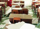 Tin trong nước - Sập trần phòng học ở miền Tây, 9 học sinh bị thương
