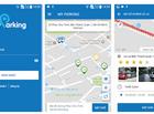 Tin trong nước - TP. Hồ Chí Minh thu phí đậu xe qua điện thoại thông minh