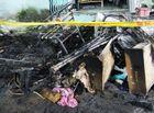 Tin trong nước - Người thân bất lực nhìn bà và cháu gái kêu cứu trong căn nhà phát hỏa