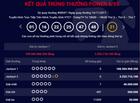 Tin tức - Kết quả xổ số Vietlott hôm nay 18/11: Hơn 108 tỷ đồng đang chờ người chơi may mắn